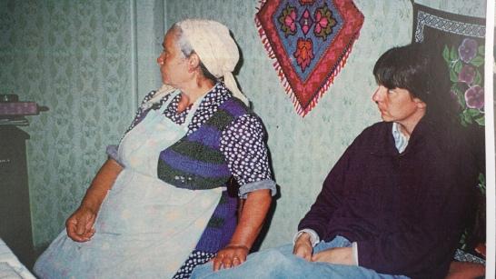 Leonika and Rebecca