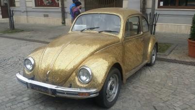 A Iasi goldbug